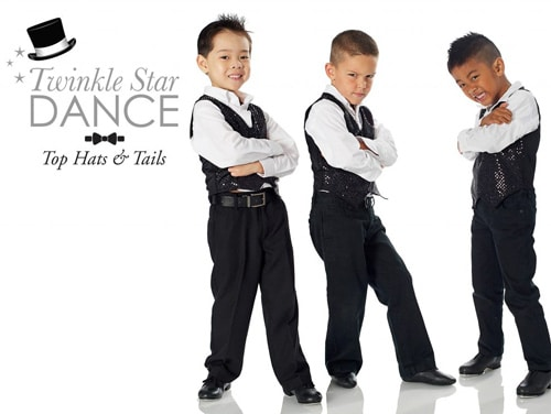 Twinkle Star Dance: Top Hats & Tails