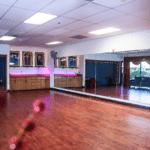 LaVida's indoor dance studio
